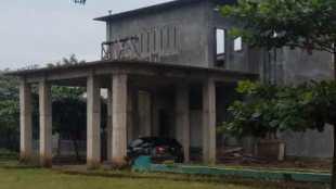 Aula Kantor Desa Kihiyang, Kec. Binong, Kab. Subang (dok. KM)