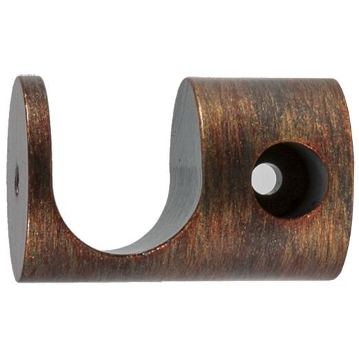 Высота однорядного карниза - 145 миллиметров, длина - 170, диаметр - 35.