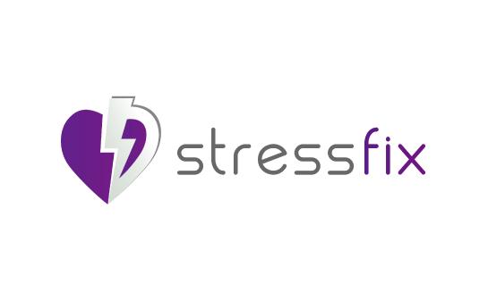 Stressfix.sk logo