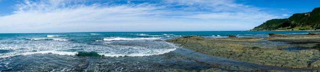 Weg Zum East Cape Lighthouse