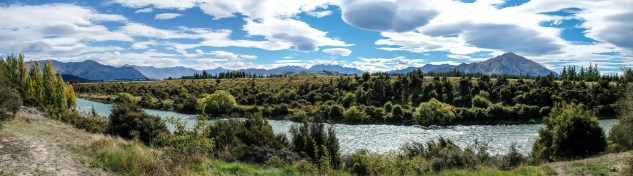 Am Hawea River