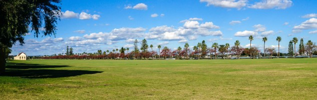 Langely Park In Perth