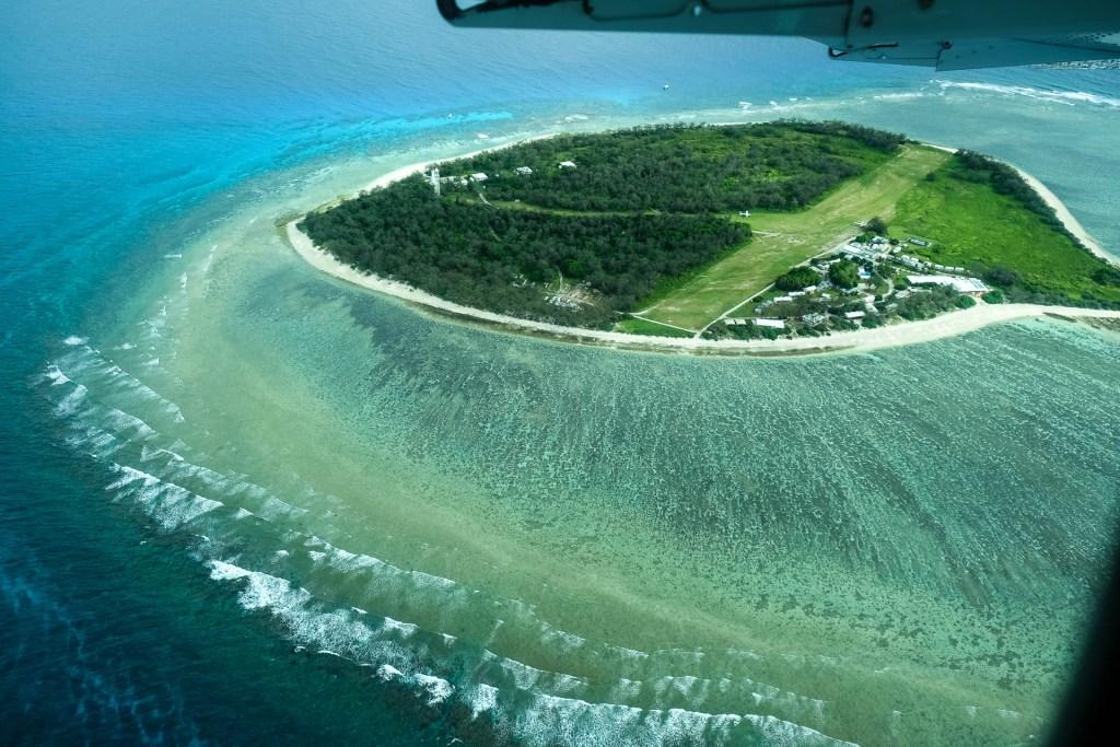 Lady Elliot Island