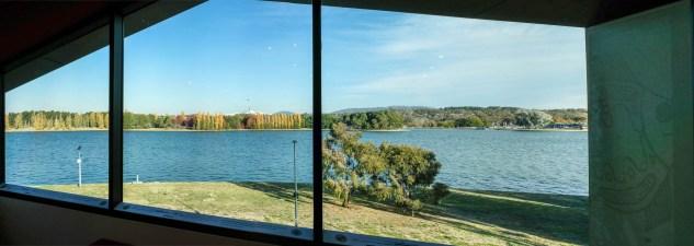 Blick Von Australiens National Musuem