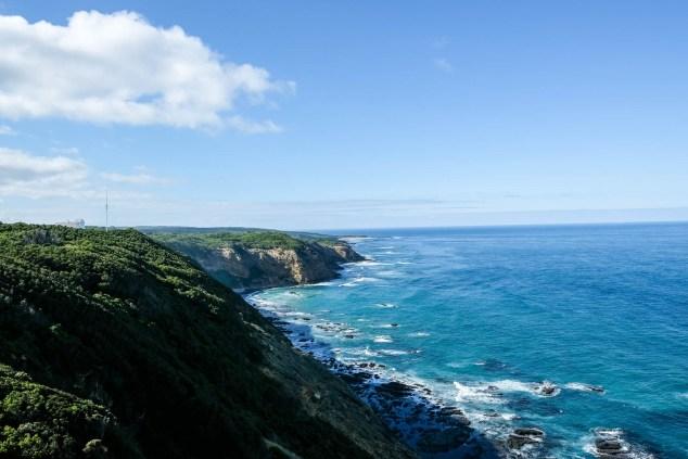 Sicht Von Cape Otway Lightstation