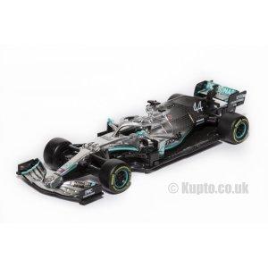 F1 Mercedes W10 Hamilton