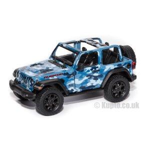 Jeep Rubicon Camo