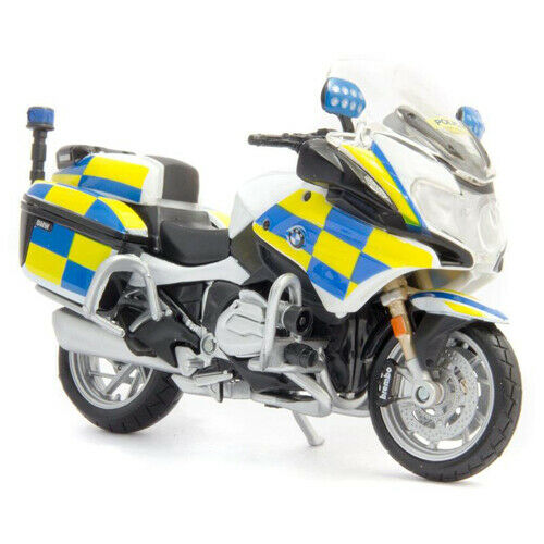 BMW R1200 RT UK Police