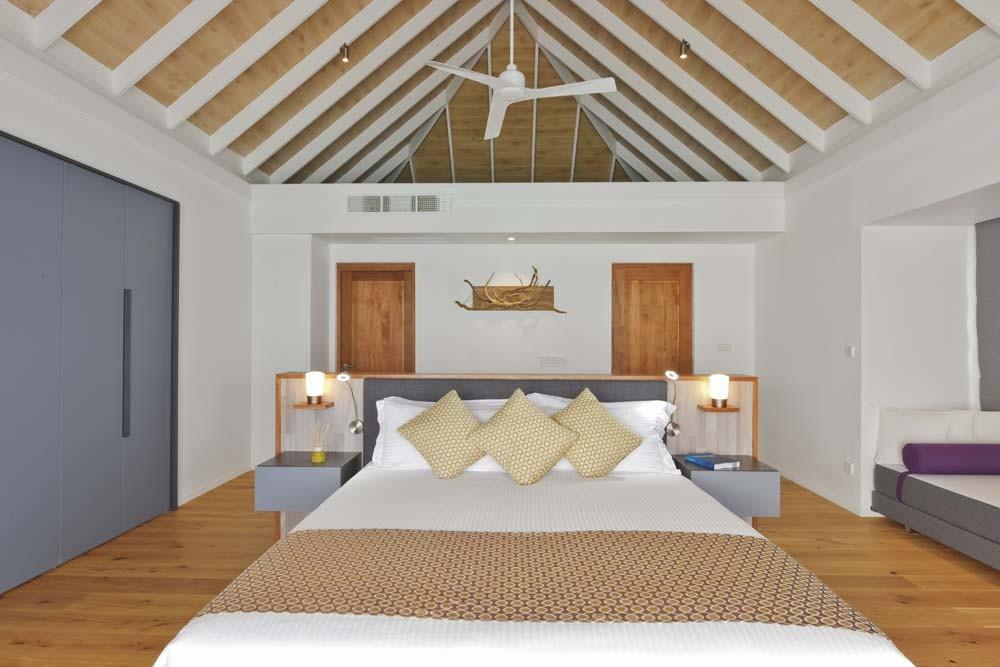 2 Bedroom Beach House Kuramathi Island Maldives
