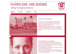 Website Hurricane and Barbie