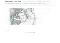 Website Veronika Caramanos