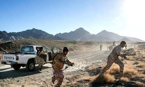 کشته و زخمی شدن تعدادی از نیروهای نظامی رژیم ایران در ارومیه