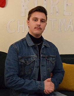 Connor Callahan : Webmaster