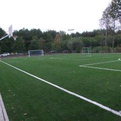 Uroczyste otwarcie nowego boiska i zmodernizowanej ulicy Małołęckiej