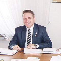 Drugi dzień urzędowania burmistrza Jerzego Bauera