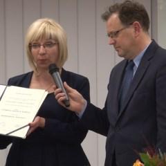 Elżbieta Radwan: Obejmując urząd burmistrza Wołomina uroczyście ślubuję…