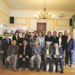 Wystawa prac konkursowych na koncepcję architektoniczną  Muzeum Dom Rodziny Pileckich