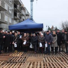 Budowa mieszkań w ramach partnerstwa publiczno – prywatnego świetnie wychodzi w Kobyłce!
