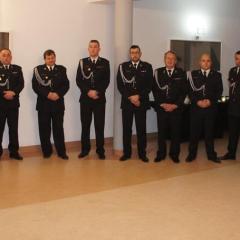 Spotkanie opłatkowe Zarządu Oddziału Miejsko-Gminnego ZOSP RP w Radzyminie