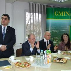 Wojewoda Mazowiecki z wizytą w Łochowie