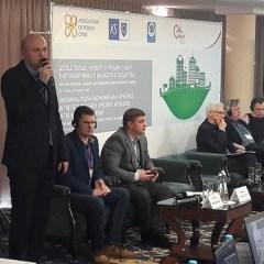 Dobre praktyki Miasta Kobyłka na międzynarodowej konferencji w Kijowie