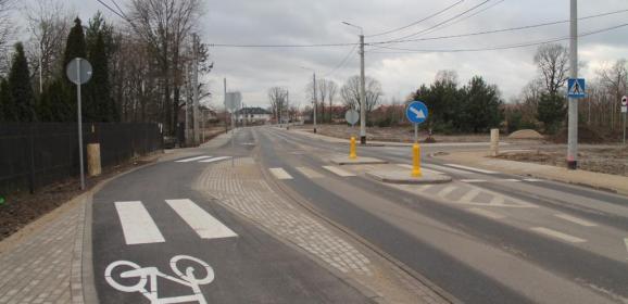 Ulica Hubala połączyła Kobyłkę i Zielonkę