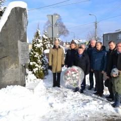 Ostrów Mazowiecka uczciła 155. rocznicę wybuchu Powstania Styczniowego