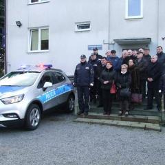 Posterunek Policji w Zabrodziu otrzymał nowy samochód