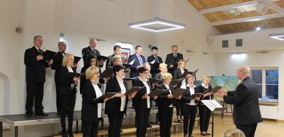 Koncert noworoczny chóru Belcanto