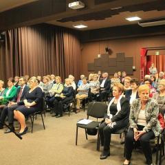 5-lecie działalności Uniwersytetu Trzeciego Wieku z Kobyłki