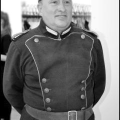 Rekonstruktorzy i miłośnicy historii pożegnali ś.p. Dariusza Senatora