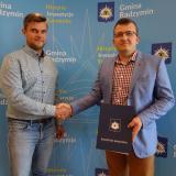 Rusza przebudowa ulicy mjra Tadeusza Koliski w Radzyminie
