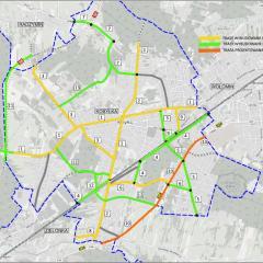 Co najmniej 31 kilometrów dróg rowerowych w Kobyłce do końca 2020 r.
