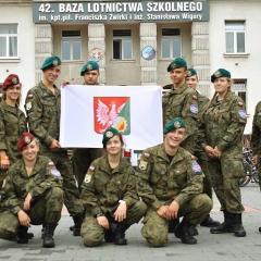 Uczniowie I LO PUL im. 111 Eskadry Myśliwskiej, mają za sobą pracowite wakacje