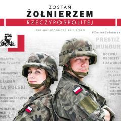 Mobilny punkt WKU Wyszków w Ostrowi Mazowieckiej