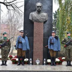 Wołomińskie obchody setnej rocznicy Odzyskania Niepodległości z aktywnym udziałem młodzieży!