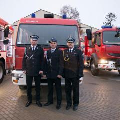 105 lat Ochotniczej Straży Pożarnej w Dąbrówce