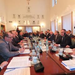 Pierwsza uroczysta sesja nowej Rady Miasta Pułtusk i zaprzysiężenie nowego burmistrza