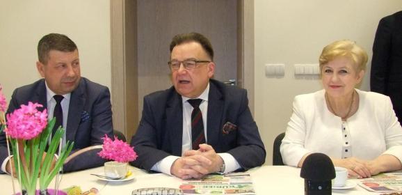 1/3 budżetu Samorządu Mazowsza zostanie przeznaczone na drogi, szpitale i instytucje kultury w subregionie ostrołęckim
