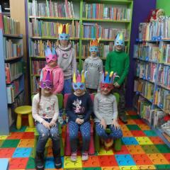 """""""Ferie w bibliotece – Nuda nie ma szans"""""""