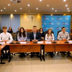 Młodzieżowa Rada Miejska w Radzyminie rozpoczęła pracę