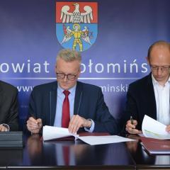 36,5 mln zł na rozbudowę wołomińskiego szpitala