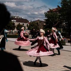 Na 3 Maja zatańczyli mazura!