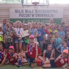 """""""Moje Małe Mistrzostwa Polski w Unihokeju!"""""""