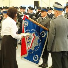 Powiat Wołomiński uczcił jubileusz 100-lecia Policji