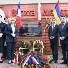 Dwa dni uroczystych obchodów 99. rocznicy Bitwy Warszawskiej 1920 roku w Ossowie
