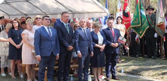 75. rocznica Bitwy pod Jerzyskami oraz Święto Wojska Polskiego