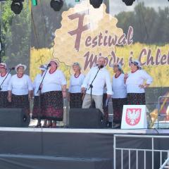 Festiwal Miodu i Chleba wspaniałą promocją Kamieńczyka i gminy Wyszków