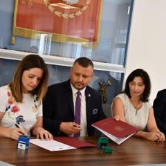 Wojskowe Zakłady Elektroniczne i Zespół Szkół w Zielonce nawiązały bliską współpracę!