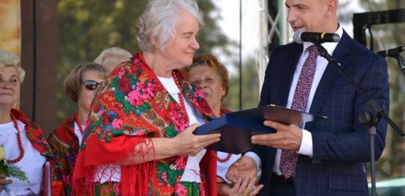 Dożynki Gminno – Parafialne 2019 gminy Sadowne